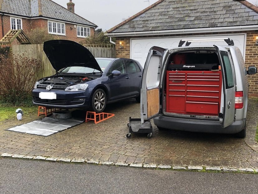 Mobile mechanic Maidenhead